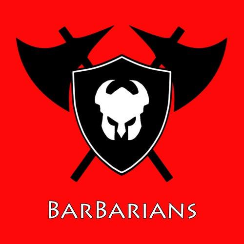 Off The Books E.P. von The Barbarians
