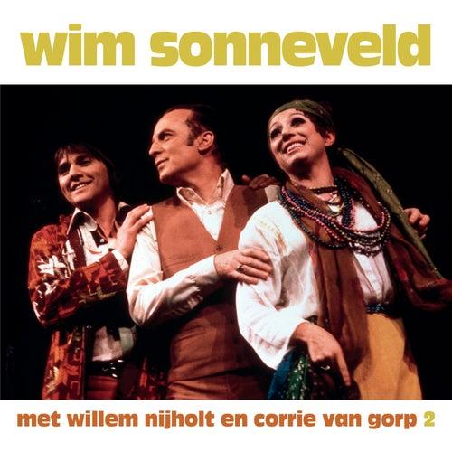 Wim Sonneveld Met Willem Nijholt En Corrie Van Gorp II de Wim Sonneveld