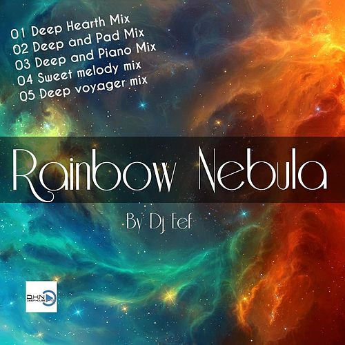 Rainbow Nebula de DJ Eef