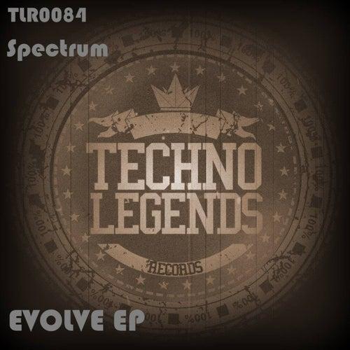 Evolve EP de Spectrum