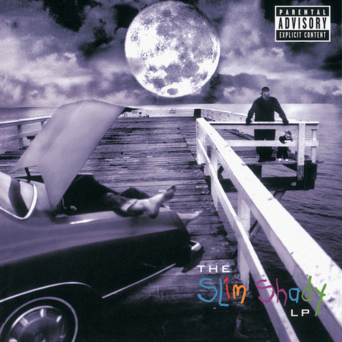 The Slim Shady LP von Eminem