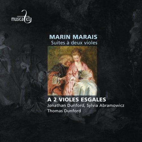 Marais: Suites à deux violes de Various Artists
