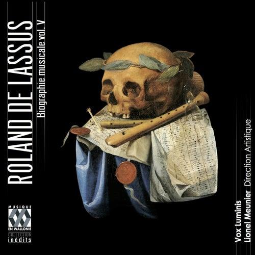 Lassus: Biographie musicale, Vol. 5 (Lassus l'Européen) de Vox Luminis