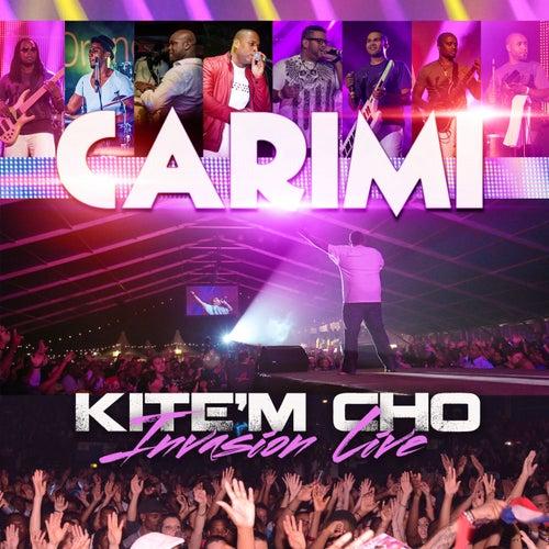 Kite'm cho (Invasion Live) de Carimi