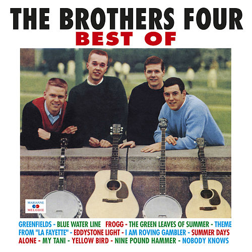 Best of 1958-1961 de The Brothers Four