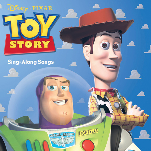 Toy Story Sing-Along Songs de Disney