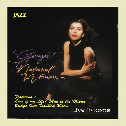 Natural Woman (Live in Rome) de Giorgia