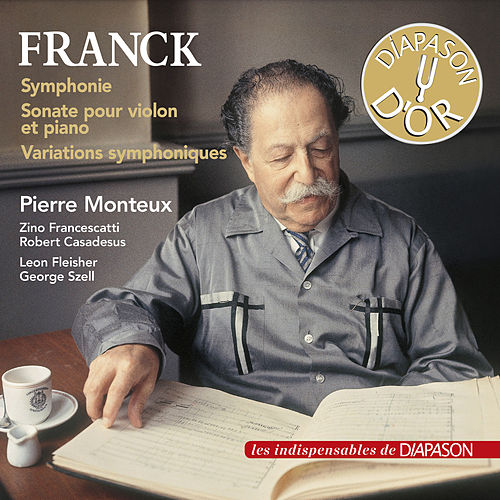 Franck: Symphonie, Sonate pour violon et piano & Variations symphoniques (Les indispensables de Diapason) de Various Artists