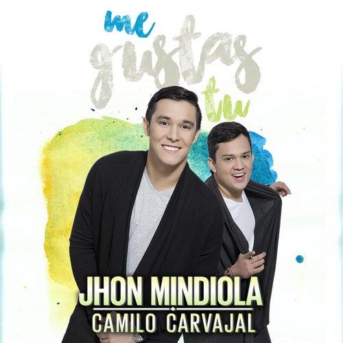 Me Gustas Tu (feat. Peter Manjarres) de Jhon Mindiola & Camilo Carvajal