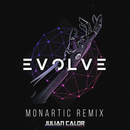 Evolve (Monartic Remix) by Julian Calor