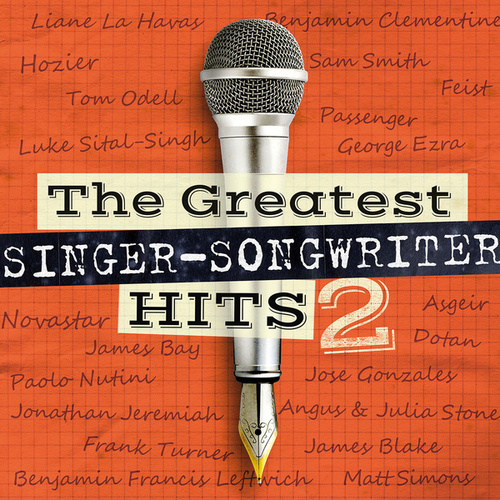 The Greatest Singer-Songwriter Vol. 2 de Various Artists