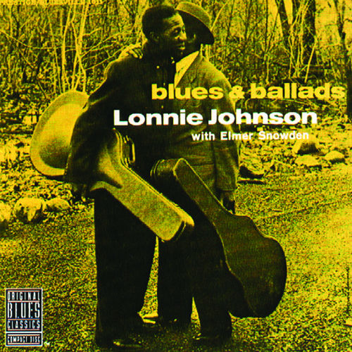 Blues & Ballads de Lonnie Johnson