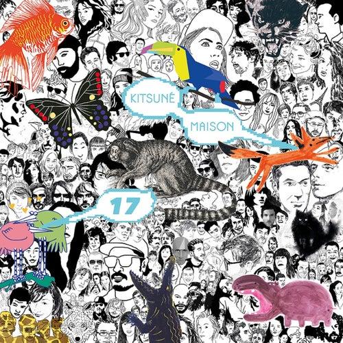 Kitsuné Maison Compilation 17: World Wild Issue de Various Artists