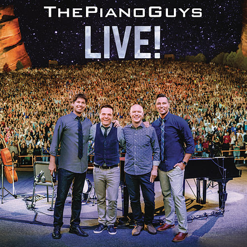 Live! von The Piano Guys