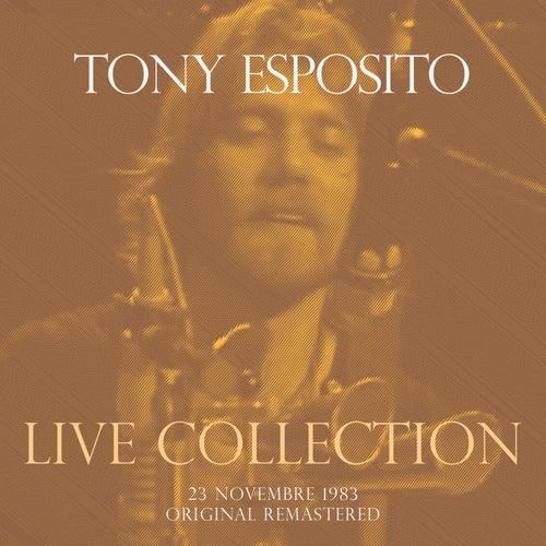 Concerto Live @ Rsi (23 Novembre 1983) de Tony Esposito