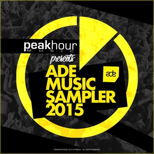 ADE Sampler 2015 von Various Artists