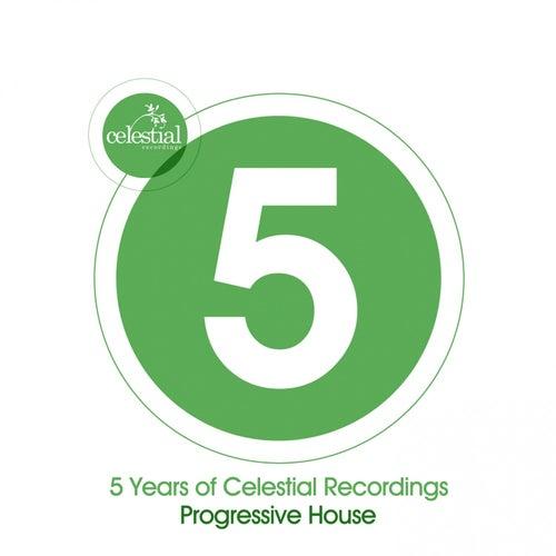 5 Years of Celestial Recordings Progressive House de Various Artists
