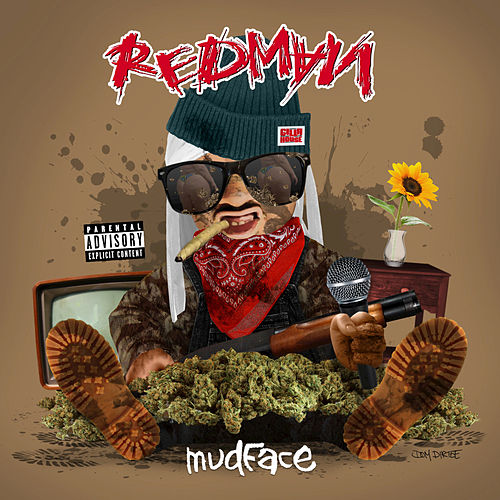Mudface by Redman