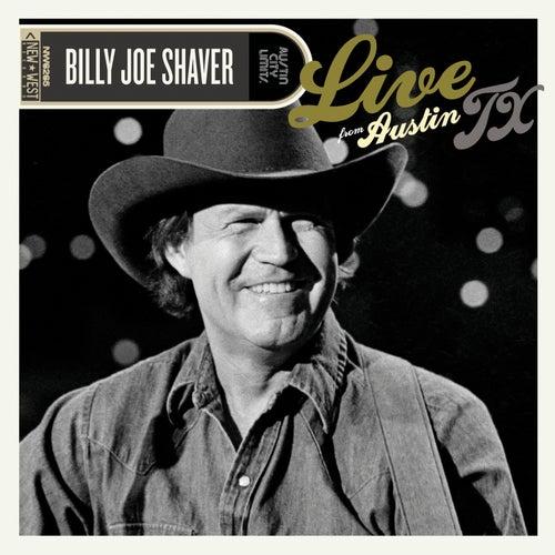 Live from Austin, TX von Billy Joe Shaver