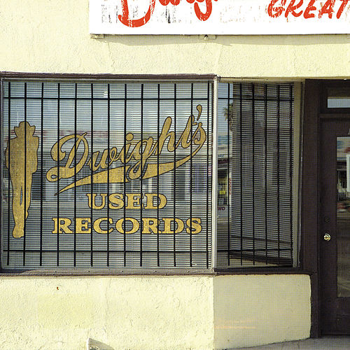 Dwight's Used Records von Dwight Yoakam