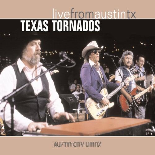 Live from Austin, TX: Texas Tornados de Texas Tornados