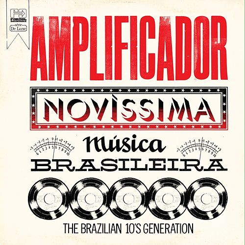 Amplificador (Novíssima Música Brasileira) de Various Artists