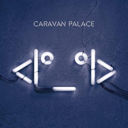 Robot Face by Caravan Palace