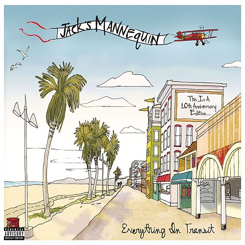 Everything In Transit de Jack's Mannequin
