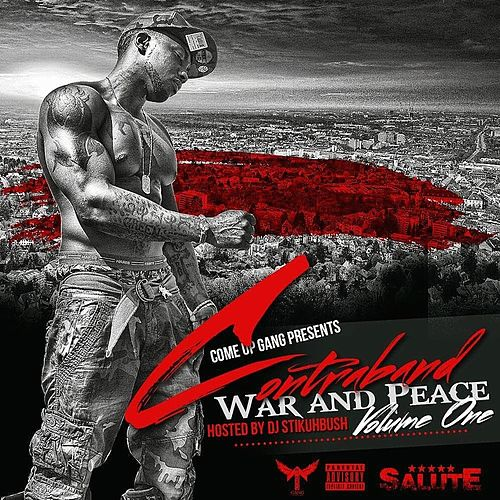 Contraband: War & Peace, Vol. 1 by Salute