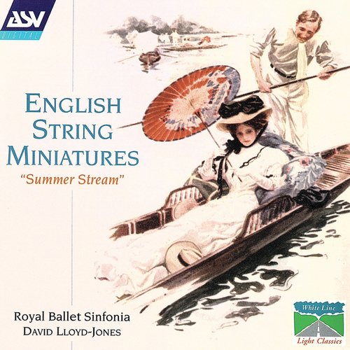 English String Miniatures by David Lloyd-Jones