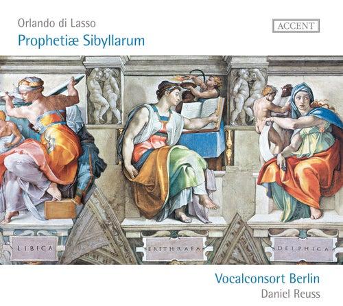 Lasso: Prophetiae Sibyllarum by Vocalconsort Berlin
