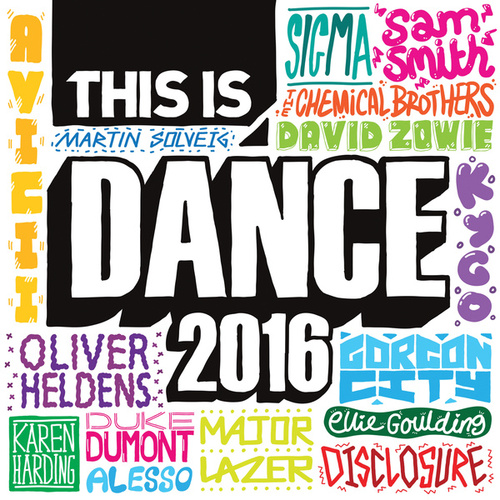 THIS IS Dance 2016 by Various Artists