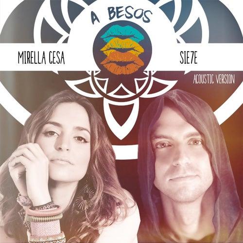 A Besos (Acoustic Version) von Mirella Cesa