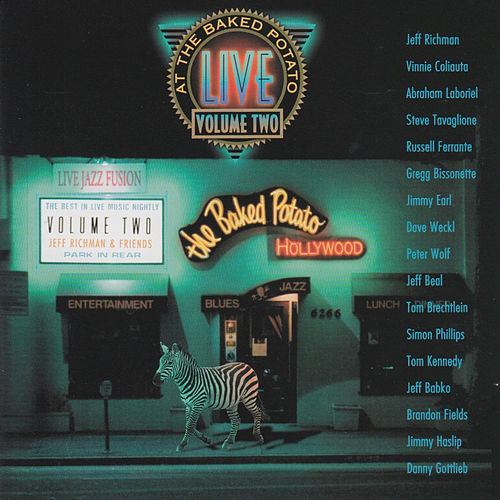Live at the Baked Potato, Vol. 2 de Jeff Richman