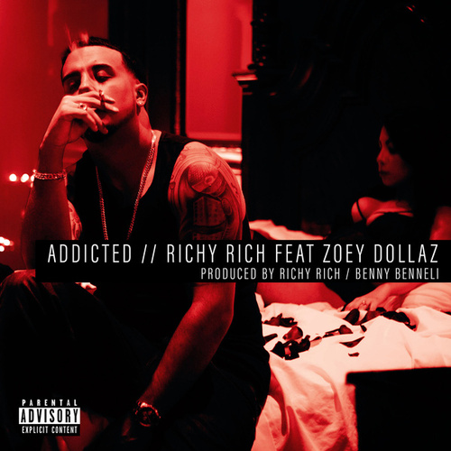 Addicted (feat. Zoey Dollaz) de Grizzy
