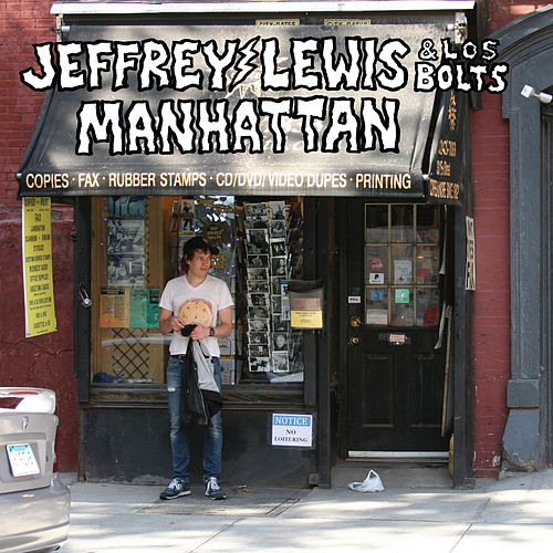 Manhattan by Jeffrey Lewis