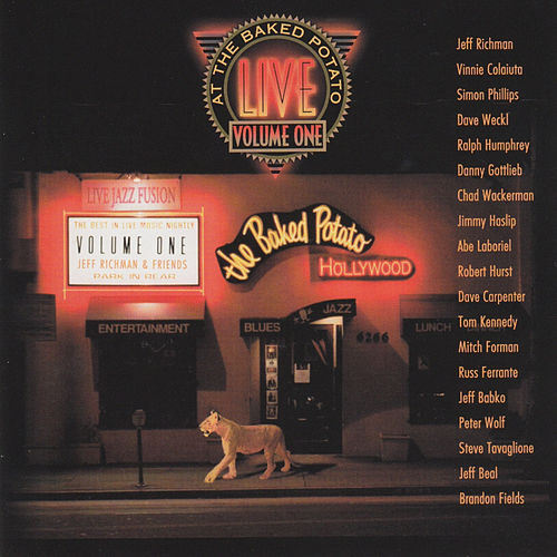 At the Baked Potato Live, Vol. 1 von Various Artists