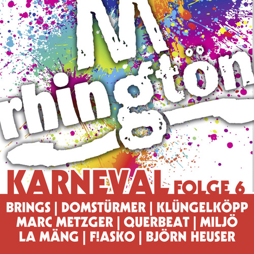 Rhingtön Karneval Folge 6 von Various Artists