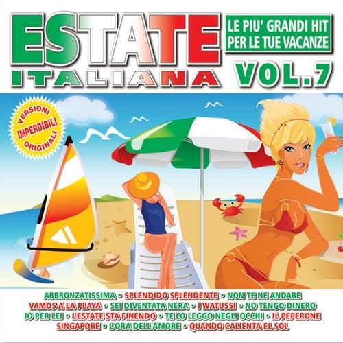 Estate Italiana, Vol. 7 von Various Artists