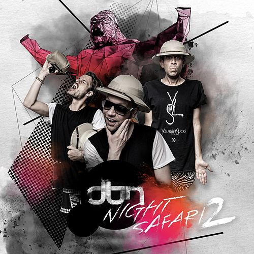 DBN - Night Safari 2 von Various Artists