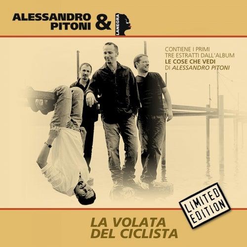 La Volata Del Ciclista by Alessandro Pitoni