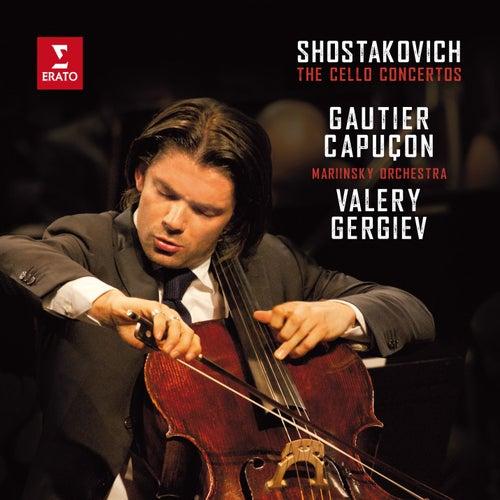 Shostakovich: Cello Concertos Nos 1 & 2 de Gautier Capuçon