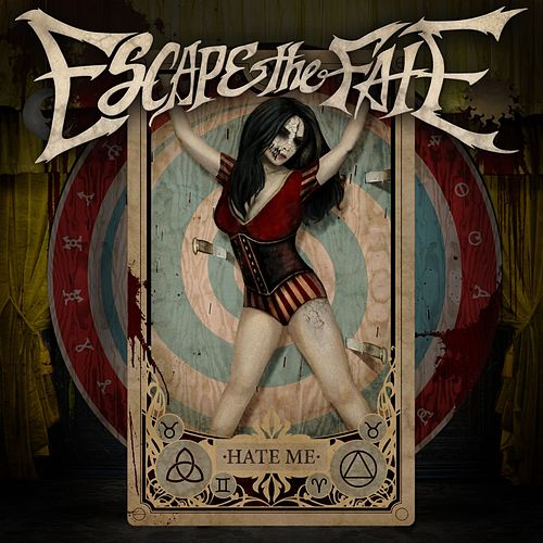 Hate Me (Deluxe Version) by Escape The Fate