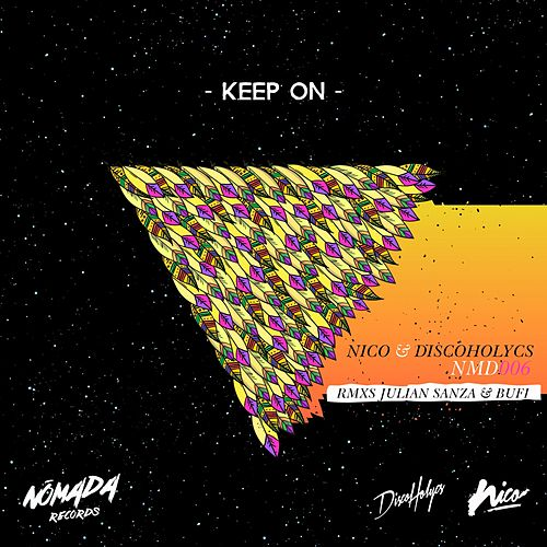 Keep On - Single by Nico Sykes