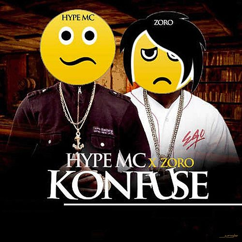 Konfuse de Hype MC