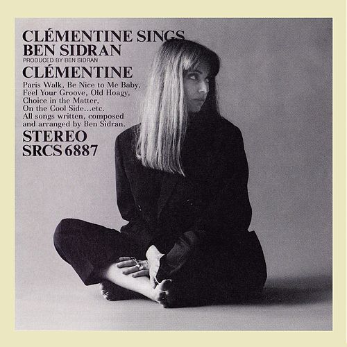 Clémentine Sings Ben Sidran de Clémentine