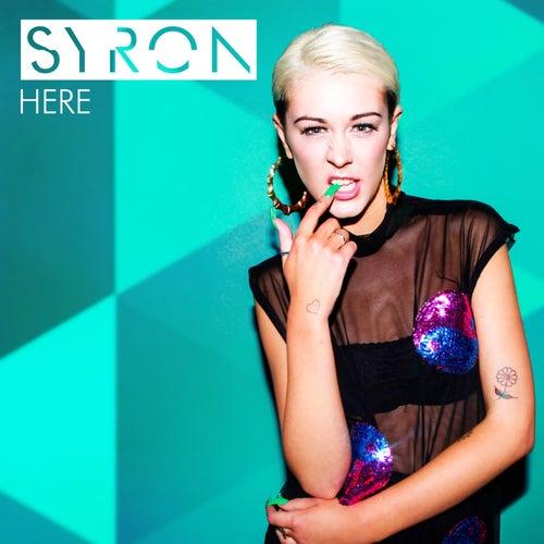 Here (Remixes) de Syron