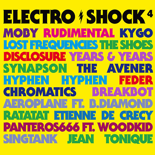 Electro Shock 4 von Various Artists