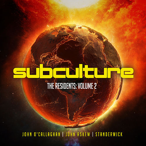 Subculture the Residents Volume 2 von Various Artists