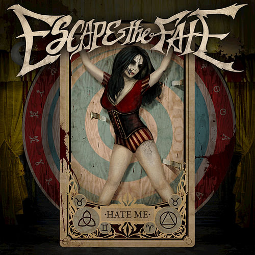 Hate Me de Escape The Fate